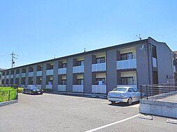 奈良県生駒市小平尾町の賃貸アパートの外観