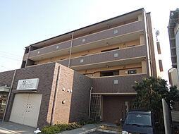 キラクマンション[2階]の外観