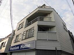 フラワハイツ[3階]の外観