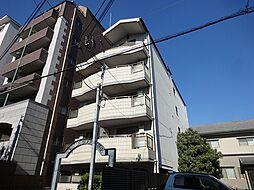 京都府京都市中京区今新在家西町の賃貸マンションの外観