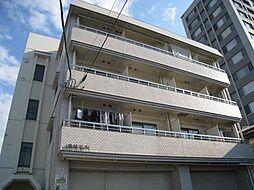 広島県広島市安佐南区長束1丁目の賃貸マンションの外観