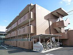 兵庫県宝塚市安倉北2丁目の賃貸マンションの外観