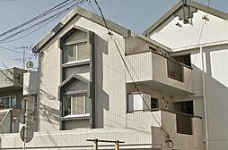 埼玉県川越市月吉町の賃貸マンションの外観