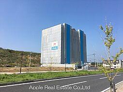 福岡県北九州市若松区大字塩屋の賃貸マンションの外観