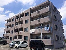 シャルマン・ユミ[1階]の外観