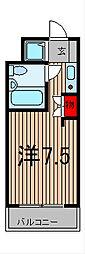 ライオンズマンション西川口第8[108号室]の間取り