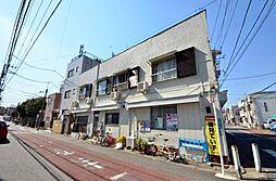 東急目黒線 洗足駅 徒歩7分の賃貸アパート