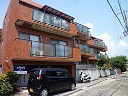大阪府堺市西区浜寺諏訪森町東1丁の賃貸マンションの外観