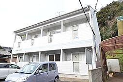 シルクハイツ(八幡西区)[203号室]の外観