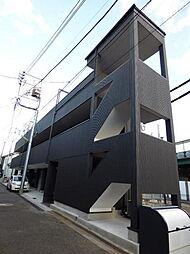 東京都世田谷区北烏山8丁目の賃貸マンションの外観