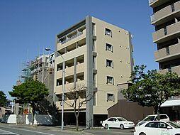 クラウンズワン箱崎[4階]の外観