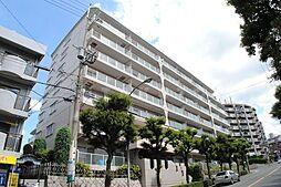 大阪府豊中市寺内1丁目の賃貸マンションの外観