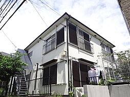 東急東横線 祐天寺駅 徒歩14分の賃貸アパート