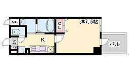 新開地駅 6.2万円