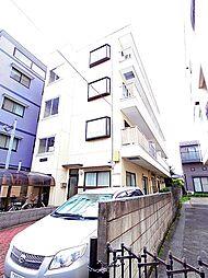 東京都小平市学園西町1の賃貸マンションの外観