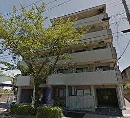 愛知県名古屋市天白区植田本町2丁目の賃貸マンションの外観
