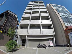 大阪府池田市新町の賃貸マンションの外観