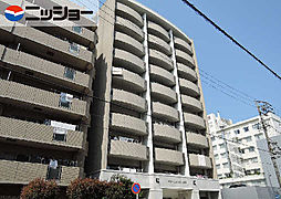 中日マンション第三上飯田[4階]の外観