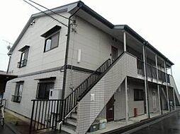 ドミールK壱番館・弐番館[2階]の外観