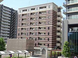 アガティス東静岡[8階]の外観