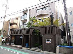 兵庫県西宮市安井町の賃貸マンションの外観写真