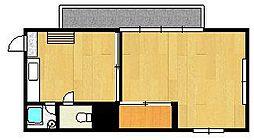 光陽第2ビル[2階]の間取り