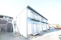 関山ハイツ[202号室]の外観