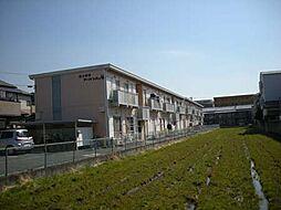 細川アーバンハイツ B棟[205号室]の外観