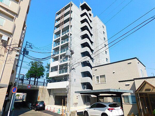 サンコート南郷通 8階の賃貸【北海道 / 札幌市白石区】