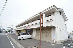 滋賀県近江八幡市十王町の賃貸アパートの外観