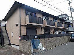 プラサート小阪[201号室]の外観