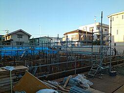 神奈川県大和市上草柳1の賃貸マンションの外観
