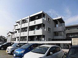 D'etente中村[203号室]の外観