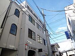 栃木県宇都宮市今泉2丁目の賃貸アパートの外観