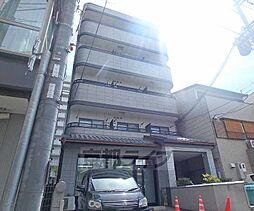 京都府京都市下京区蛭子町の賃貸マンションの外観