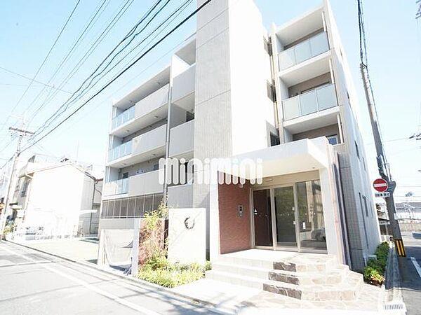 愛知県名古屋市中村区長戸井町2丁目の賃貸マンションの外観