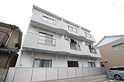 愛知県名古屋市瑞穂区十六町2丁目の賃貸マンションの外観