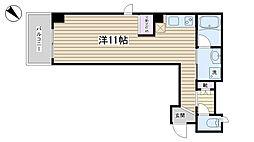 Quattro Maison Miyama[402号室]の間取り