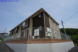 福岡県遠賀郡水巻町杁2丁目の賃貸アパートの外観