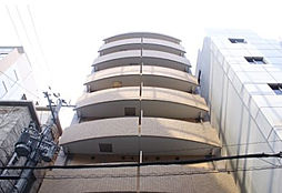 エスタブレ南森町[6階]の外観
