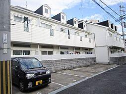 MAYUMIハイツ枚方12番館上島東町[1階]の外観