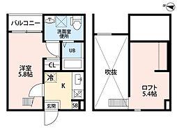 小幡南2丁目II(仮称)[1階]の間取り