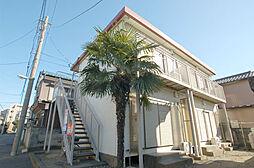 シティハイム青山ハイツ[102号室]の外観