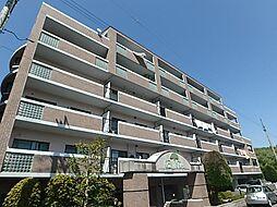 兵庫県神戸市北区有野中町2丁目の賃貸マンションの外観
