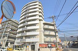 広島県広島市安芸区矢野西5丁目の賃貸マンションの外観