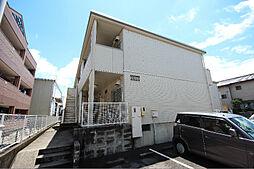 愛知県名古屋市中川区東起町3丁目の賃貸アパートの外観