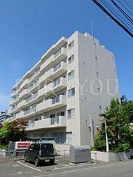 北海道札幌市東区北二十一条東16丁目の賃貸マンションの外観