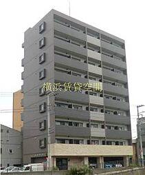 エルミタージュ横濱阪東橋[5階]の外観