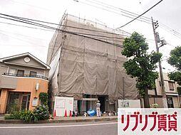 千葉県千葉市中央区松波4丁目の賃貸マンションの外観