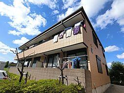 千葉県市原市東国分寺台5丁目の賃貸アパートの外観